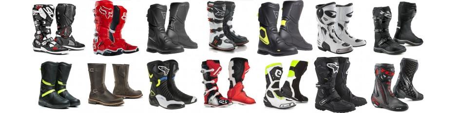Stivali e Stivaletti per Moto