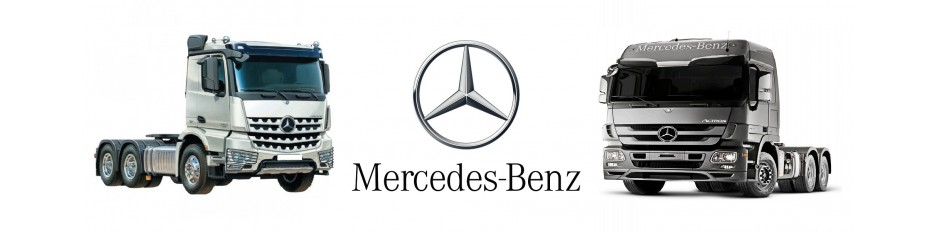 Ricambi per Veicoli Mercedes