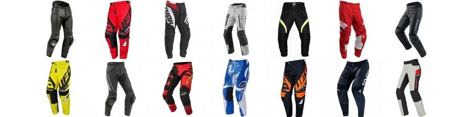 Pantaloni Protettivi per Moto, Auto e Bici