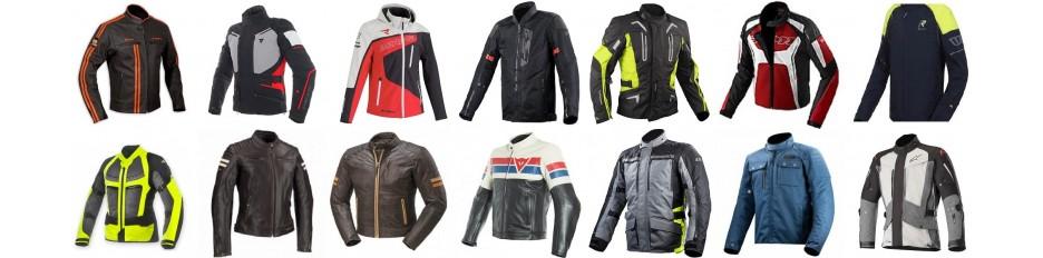 Giubbotti e Giacche per Moto, Bici e Auto